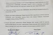 DPR RI Setuju Pilkada Serentak di Tunda, Anggarannya Bakal di Relokasi Penanggulangan Covid-19