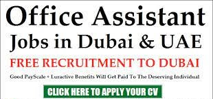 Personal Assistant Required in Dubai