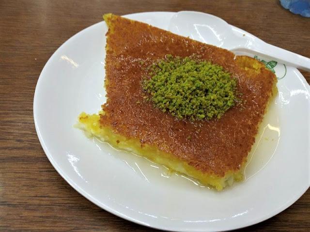 kanafeh al ristorante al quds di amman