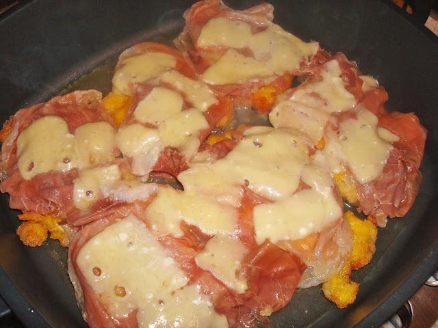 cotoletta bolognese ricetta