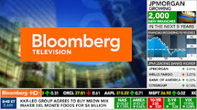LIVE BROADCAST BLOOMBERG TV