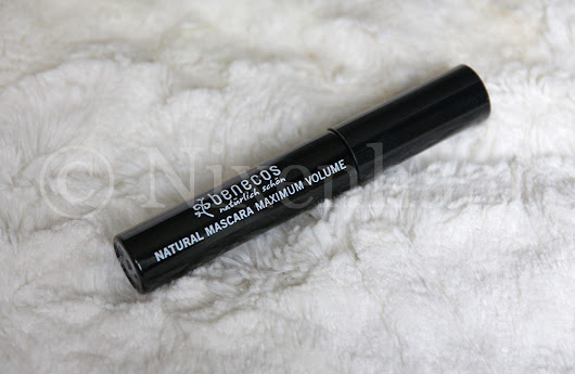 Getestet: BENECOS Mascara Maximum Volume