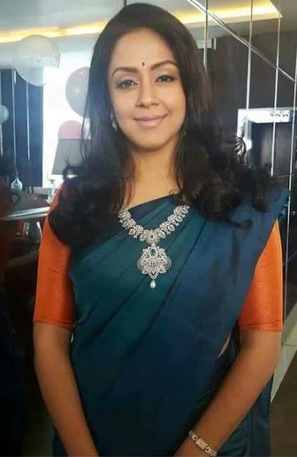 Jyothika Diamond Long Chain