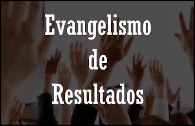 Evangelismo criativo de resultados