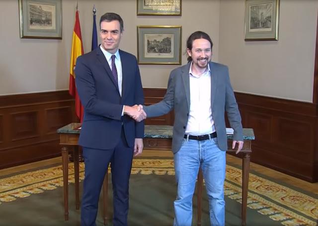 Sánchez e Iglesias (gracias Wikipedia)