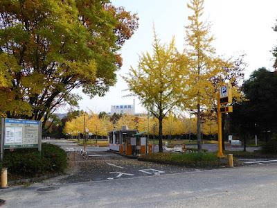 寝屋川公園第一駐車場