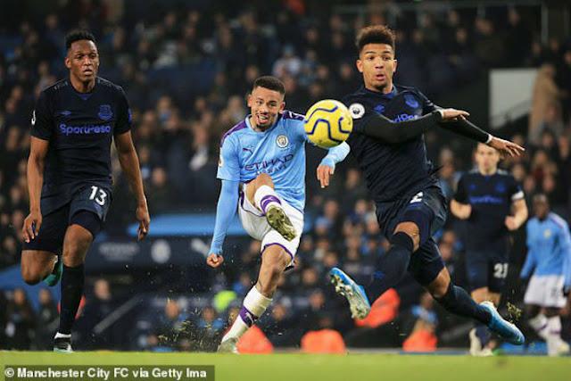 Video Man City 2-1 Everton: Dấu ấn người hùng, tội đồ lộ mặt