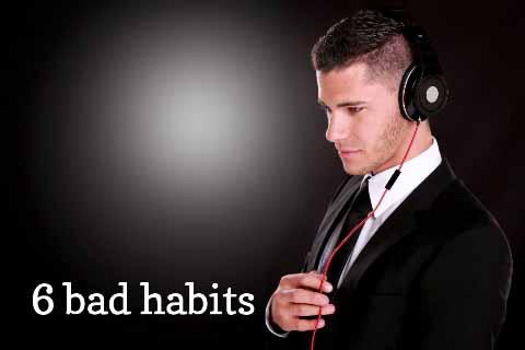 सफलता की दुश्मन है 6 बुरीआदतें,how to become successful