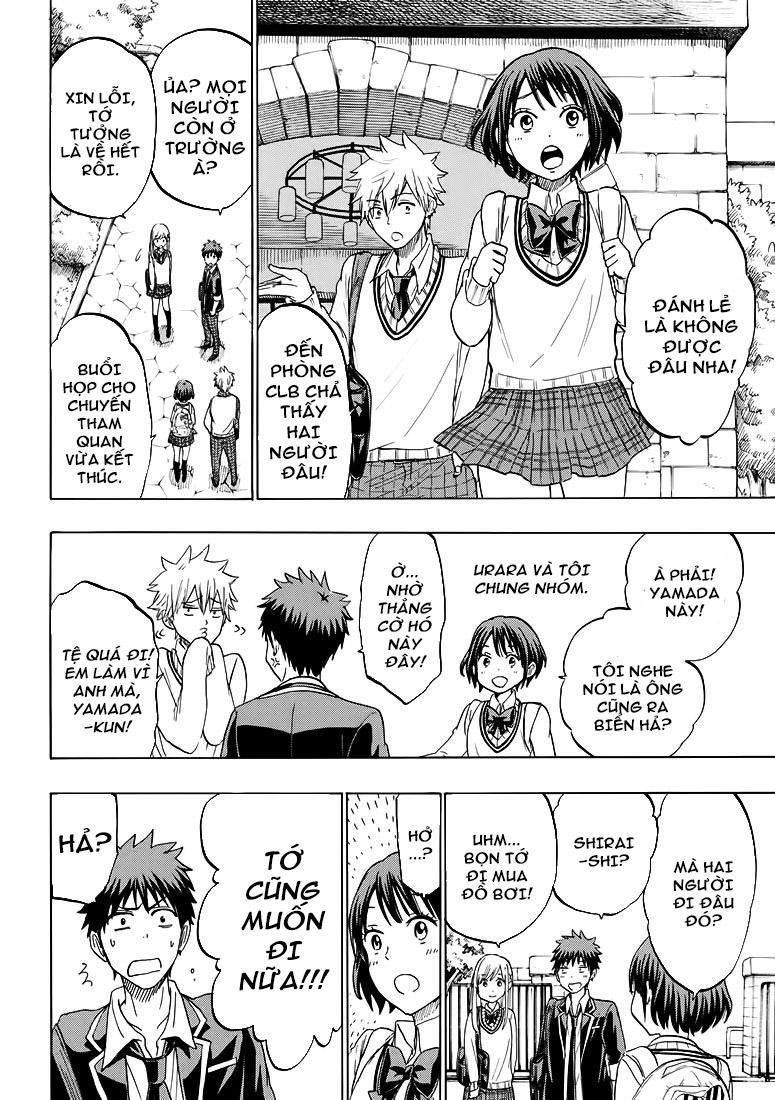 Yamada-kun to 7-nin no majo chap 199 Trang 7 - Mangak.info