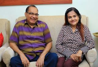 Ananda Wickramage and Manel Vanguard