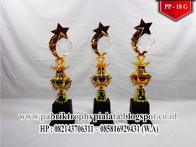 Piala Plastik Penghargaan