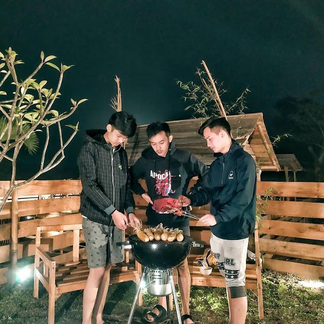 Glamping di Cisarua Bogor