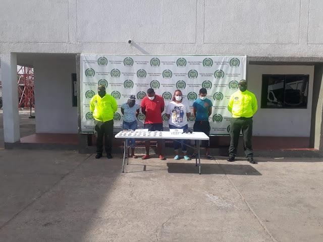 hoyennoticia.com, Capturados jíbaros del Cristo Vive en Maicao