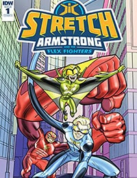 Stretch Armstrong and the Flex Fighters
