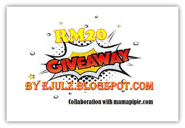 Giveaway by ejulz & mamapipie