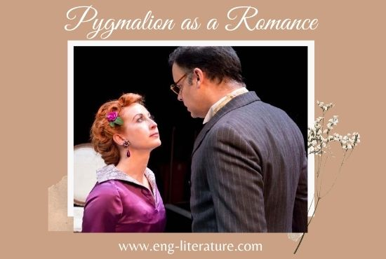 """Shaw's Pygmalion as a Romance or Justify the subtitle """"A Romance"""" or Significance of Eliza-Freddy Love-story"""