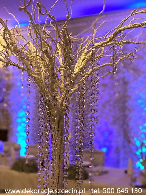 dekoracja weselna willa zbyszko Nowogard