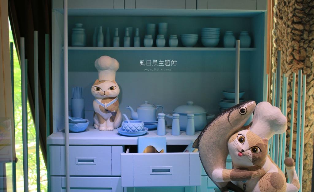 台南安平景點,虱目魚主題館-10