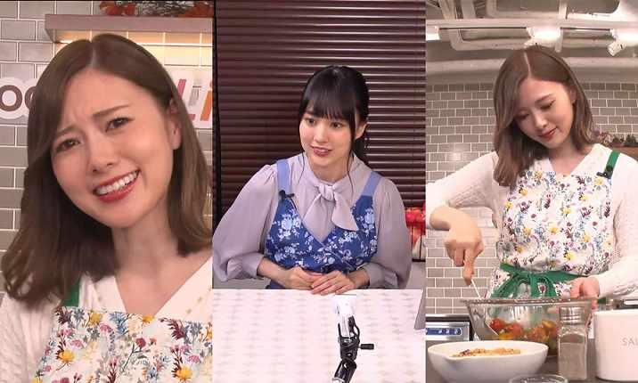 Shiraishi Mai x Kaki Haruka