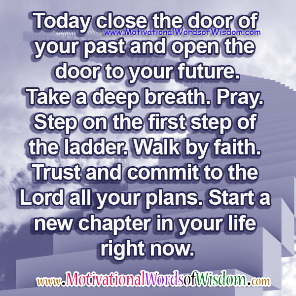Quotes About Starting A New Chapter In Life. QuotesGram