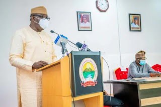 CORONAVIRUS: Ekiti State Imposes Curfew From 8 PM to 6 AM As Cases Spike