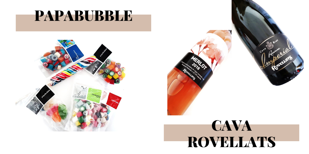 PAPABUBBLE &CAVA ROVELLATS