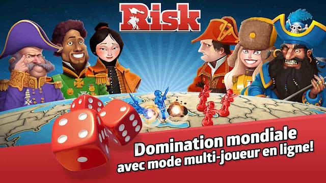 Risk Global Domination V2.5.1 MOD APK – PREMİUM HİLELİ