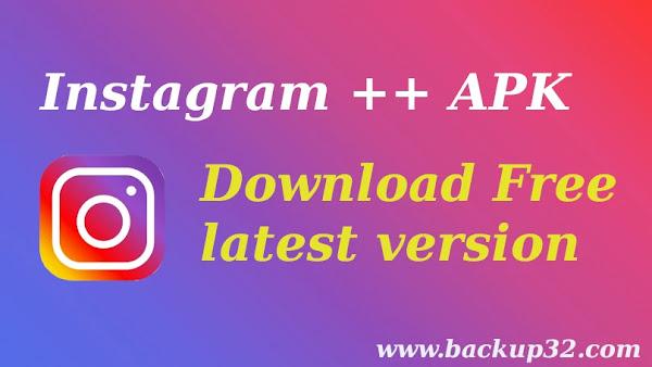 تحميل انستجرام بلس مجانى للاندرويد  والايفون | Download Instagram++ APK