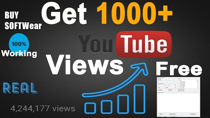 Free YouTube Watch hours increase Software Buy and open monetization
