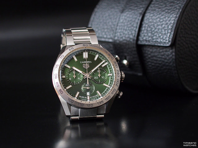 TAG Heuer Carrera Sport Chronograph 44 mm Heuer 02