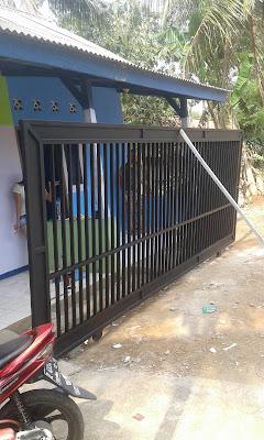 Pintu-dorong-minimalis Rp 650.000
