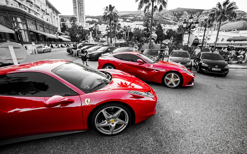 تعرف على سيارة فيراري The Ferrari