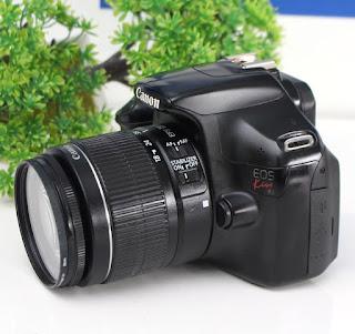 Jual Canon Kiss X50 Bekas