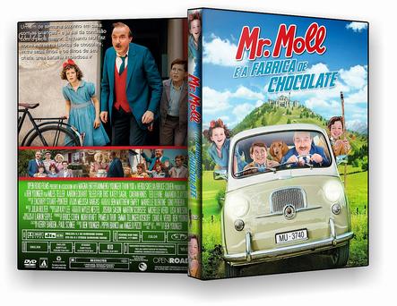 Sr. Moll - E a Fabrica de Chocolates - DVD-R