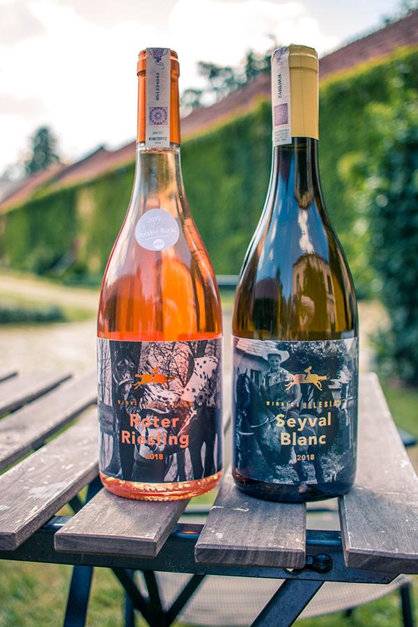 Magiczne polskie winnice - Winnica Silesian