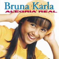 Baixar CD Gospel Alegria Real - Bruna Karla