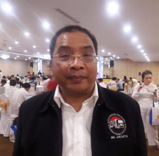 Meningkat, Jumlah Anggota  DPD APTRINDO DKI Jakarta Selama 5 Tahun