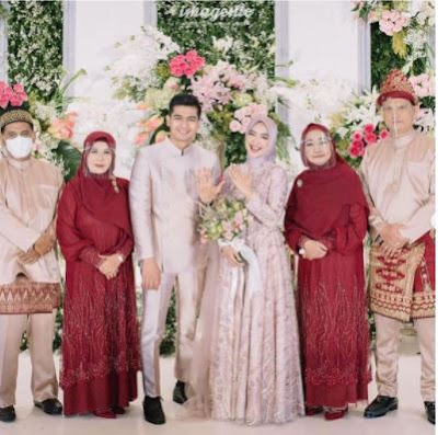 Profil Biodata Orang Tua Ibu Ayah Teuku Ryan Rushariandi Calon Suami Ria Ricis Pekerjaan, Pendidikan, IG, Keturunan Bangsawan Aceh