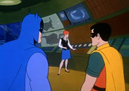 Nothing But Cartoons: The New Adventures of Batman - A Sweet