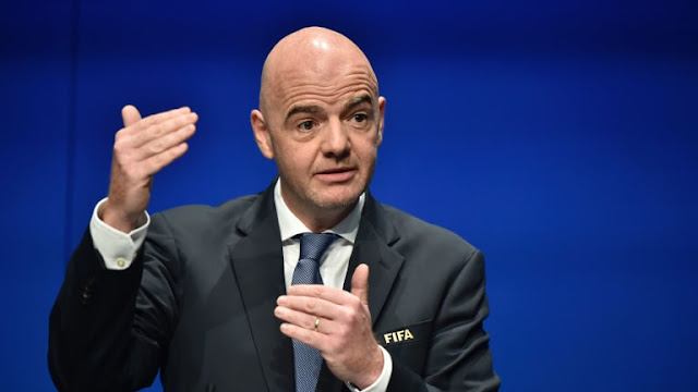 We don't know when football will resume — FIFA