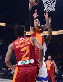 Galatasaray - Aaron Harrison - Zach Auguste