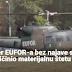 Helikopter EUFOR-a bez najave sletio na Jošik i pričinio materijalnu štetu (VIDEO)