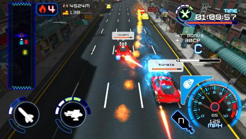 foranimeku Rush Hour Assault apk