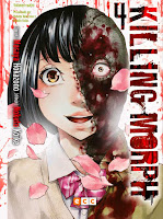 Killing Morph #4 - ECC Ediciones