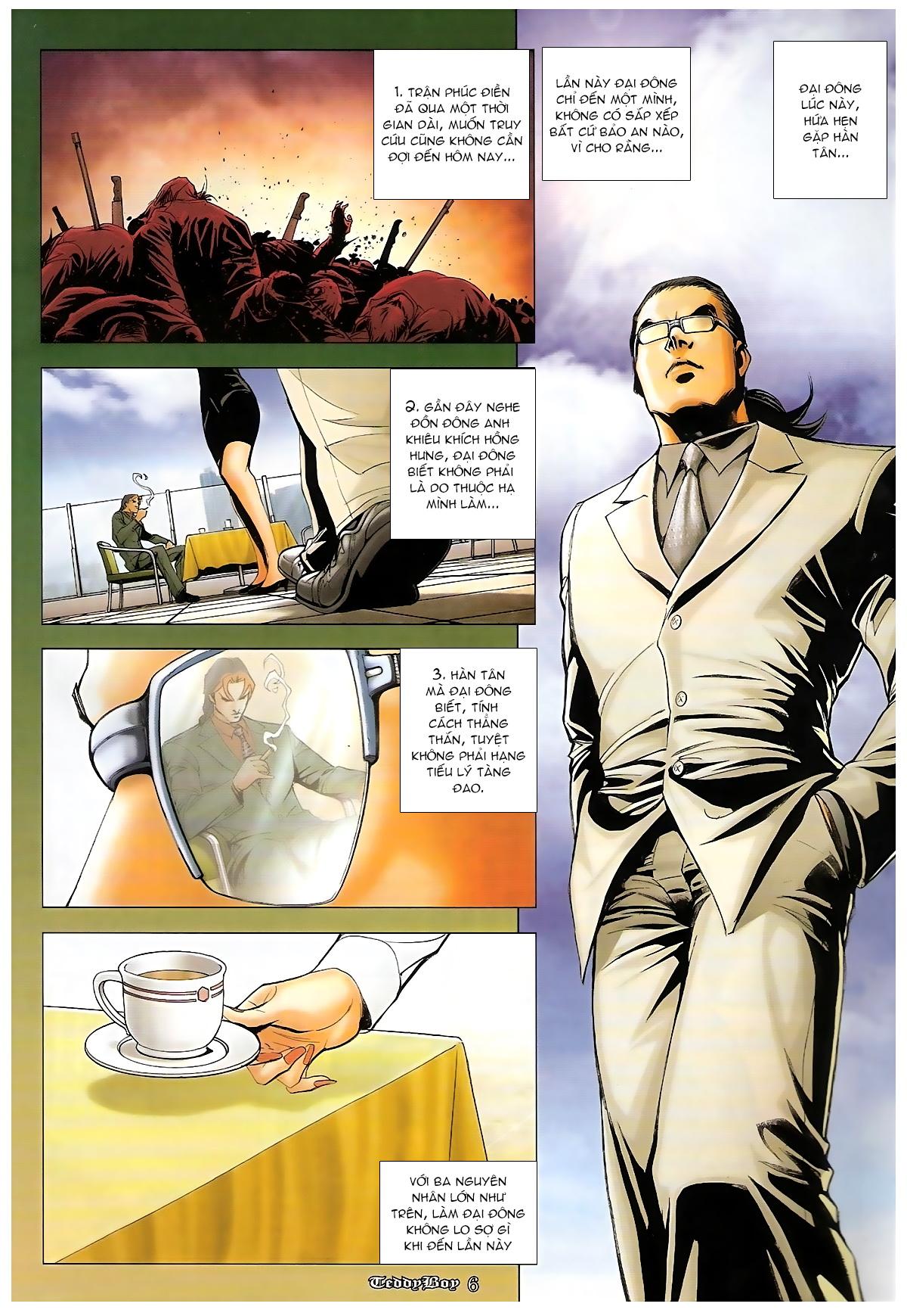 Người Trong Giang Hồ - Chapter 1266: Xin chiều tới cùng - Pic 4