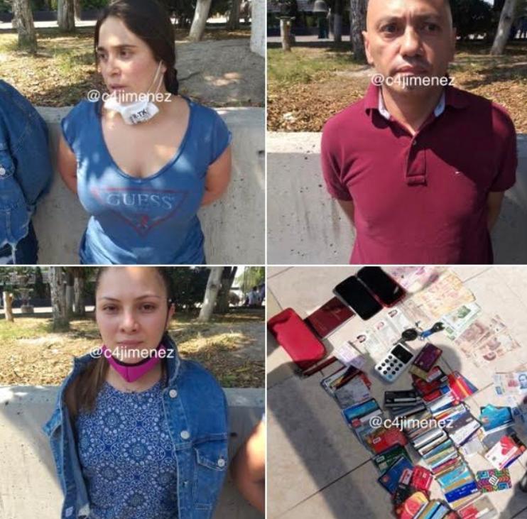 Colombianos clonadores de tarjetas fueron liberados por una jueza, seguirán libres haciendo daño a los Mexicanos