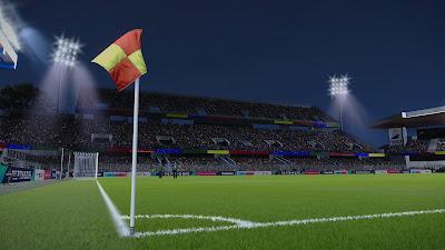 PES 2021 Stadium Stade de la Mosson World Cup 1998