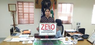 Zero Pregnancy campaign