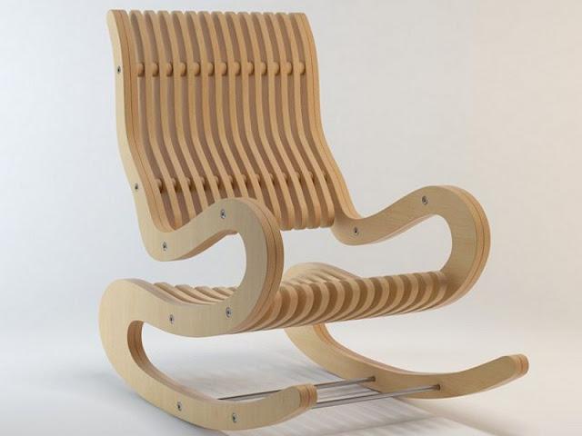 Мебель из фанеры лазерная резка
