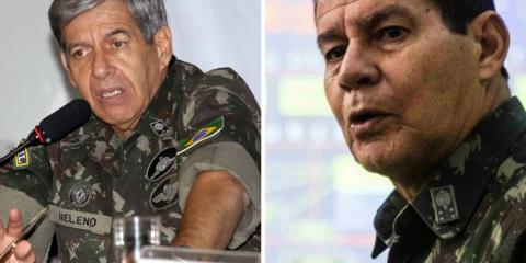 MAIS UM GENERAL SAI EM DEFESA DA INTERVENÇÃO MILITAR